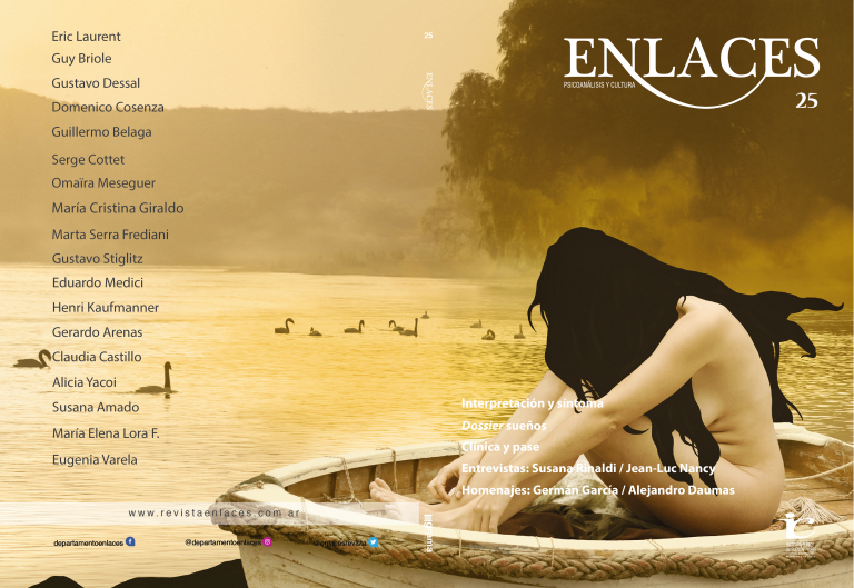 Revista Enlaces 25